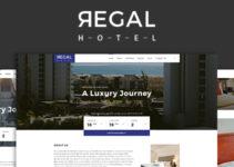 Regal - Hotel WordPress Theme