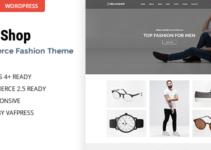 Relaxshop - Fashion WooCommerce WordPress Theme