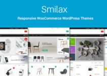Smilax - Multi-purpose Responsive WooCommerce Theme