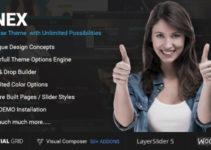 Sonex   Responsive & Multipurpose WordPress Theme