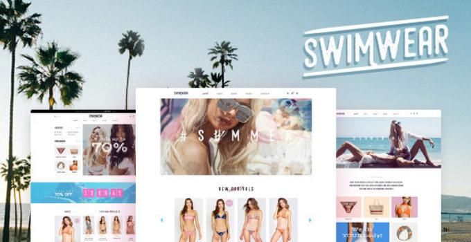 Swimwear - SummerShop WooCommerce WordPress Theme