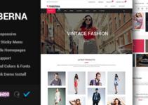 Taberna - Fashion & Electronic WooCommerce Theme