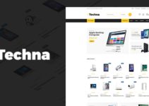 Techna - Electronics Shop WooCommerce Theme