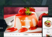 The Flavour - Restaurant WordPress Theme