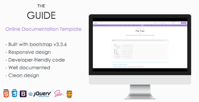 TheGuide - Online Documentation WordPress Theme