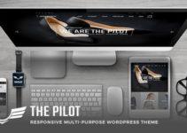 ThePilot | Premium Responsive WooCommerce Theme Best For Fashion Corporate Fitness Blog Magazine