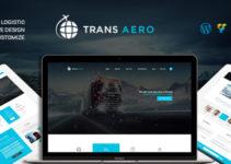 TransAero - Transport & Logistics WordPress Theme