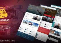 TransPress - Ultimate Transport Logistics Warehouse WP Theme