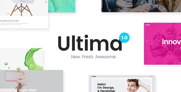 Ultima - A Multi-Purpose WordPress Theme