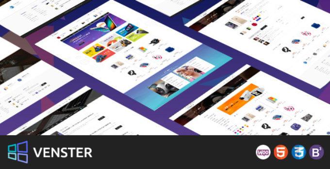 Venster - Computer Woocommerce WordPress Theme