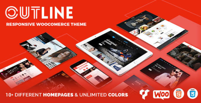 WDOutLine | WordPress WooCommerce Responsive Supermarket Theme