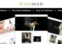 WINGMAN - Responsive WooCommerce Theme