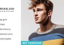 Wooland - Responsive WooCommerce WordPress Theme