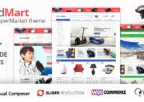 Worldmart - WooCommerce WordPress Theme