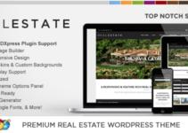 WP Pro Real Estate 5 Responsive WordPress Theme