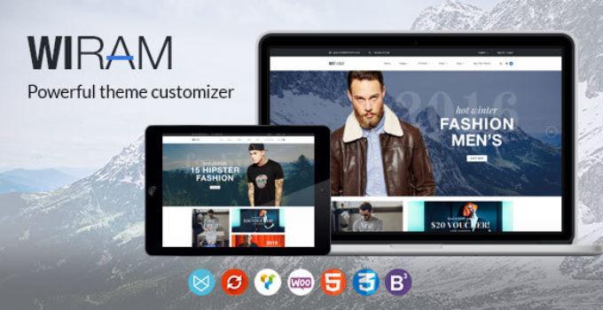 WPDANCE - Multipurpose WooCommerce WordPress Theme | WIRAM