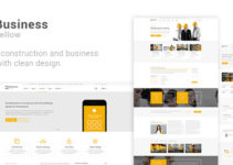 Yellow Business - Construction & Industrial Businesses