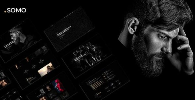 Somo - Creative MultiPurpose WordPress Theme