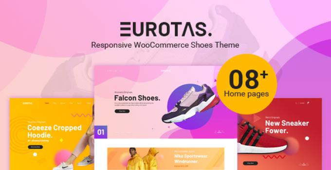 Eurotas - Clean, Minimal WooCommerce Theme