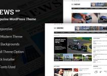 Big News - Newspaper WordPress Theme (News, Magazine, Blog)
