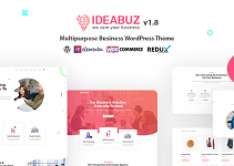 Ideabuz | Multipurpose Business WordPress Theme