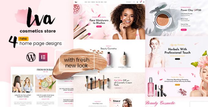 Iva - Beauty Store, Cosmetics Shop