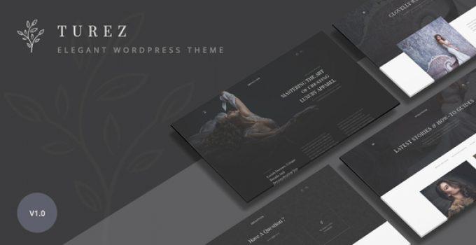 Turez - Luxury Bridal WooCommerce Theme