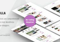 Vanilla - Lifestyle & Fashion WordPress Blog Theme