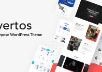 Vertos - Multipurpose WordPress Theme