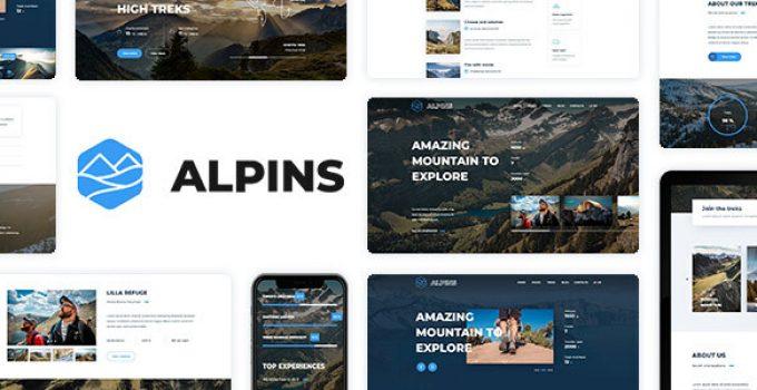 Alpins - Mountain And Hiking Theme