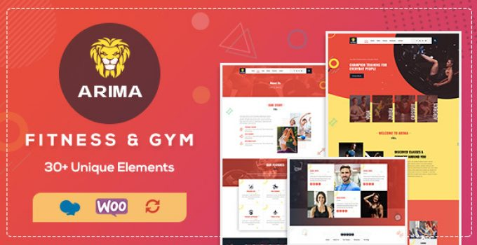 Arima - Boxing, Fitness Club