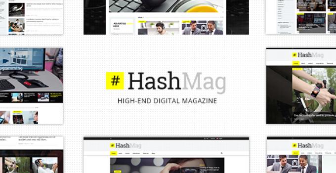 HashMag - Magazine