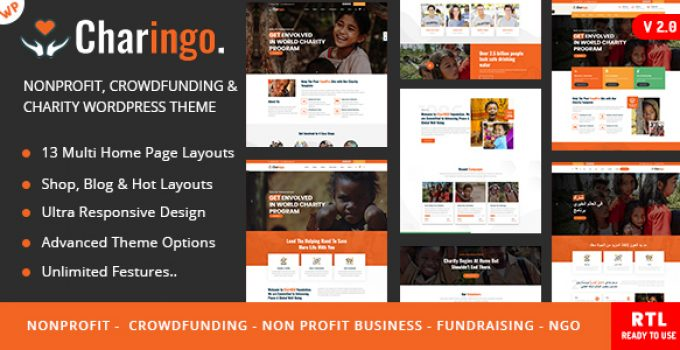 Nonprofit Charity