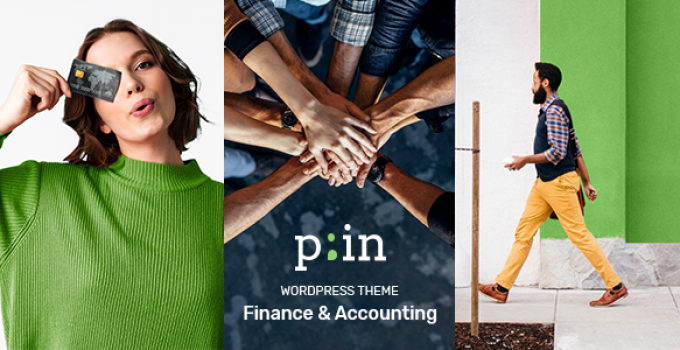 PrimeInvest - Finance WordPress Theme