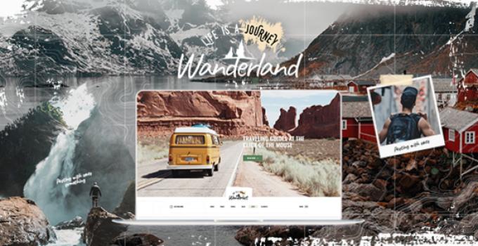 Wanderland - Travel Blog