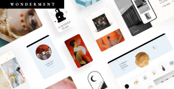 Wonderment - Agency Theme