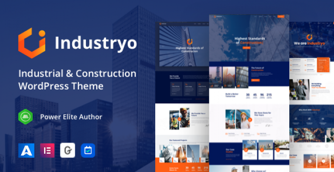 Industryo - Construction