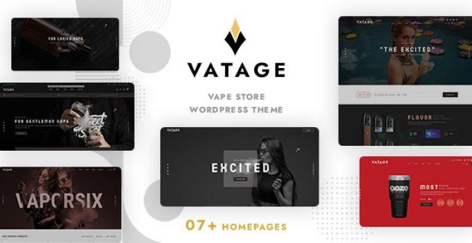 Vatage – Vape WooCommerce WordPress Theme