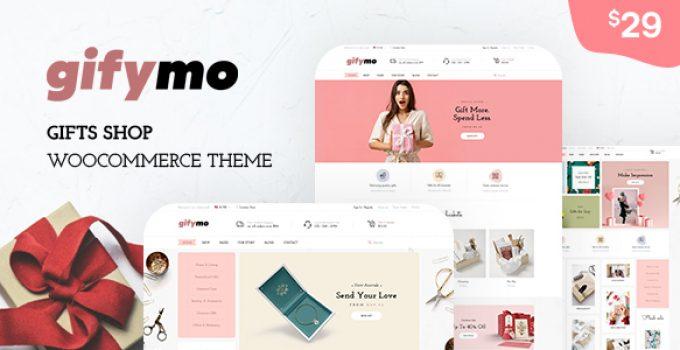 Gifymo - Giftshop WooCommerce Theme