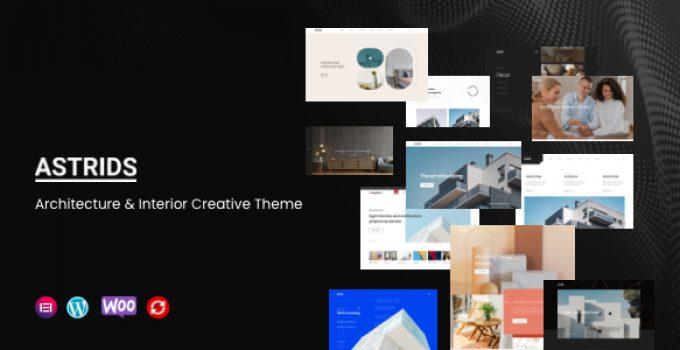 Astrids - Architecture, Interior Creative Theme