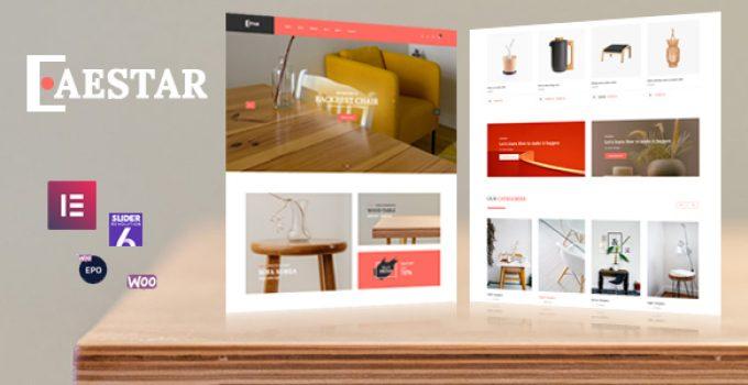 Estar - WooCommerce Theme