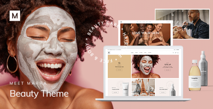 Marra - Beauty WordPress Theme