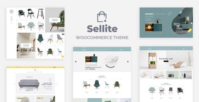 Sellite - Furniture WooCommerce WordPress Theme