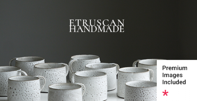 Etruscan - Handmade Pottery Store